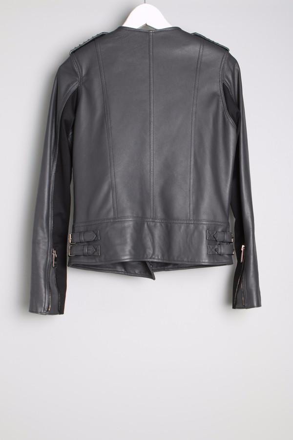 Nour Hammour Erin Studded Jacket
