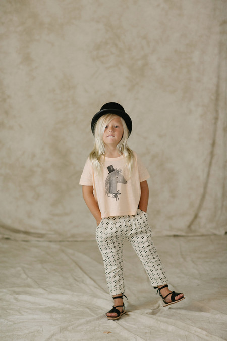 Kid's Rylee & Cru DOBBY TROUSERS