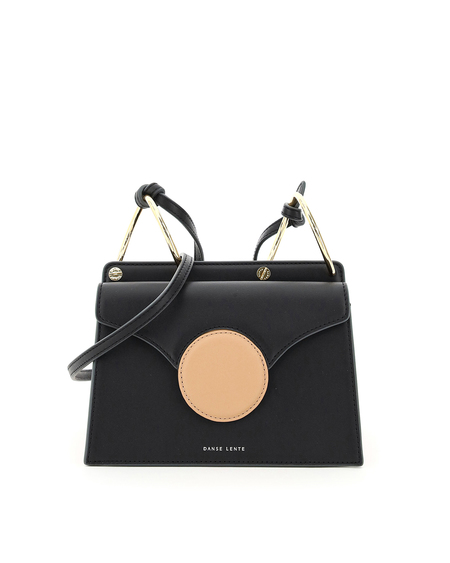 Danse Lente Mini Phoebe Leather Bag
