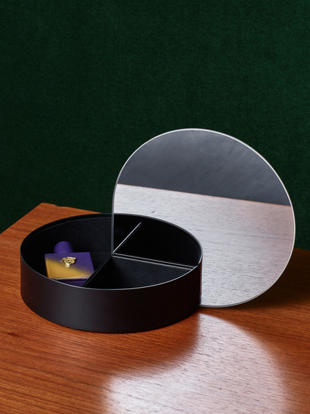 AYTM Black Mirror Jewelry Box