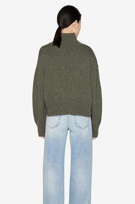Anine Bing Camilia Sweater - Army Green