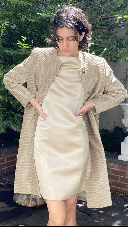 Vintage Bill Blass Corduroy Coat