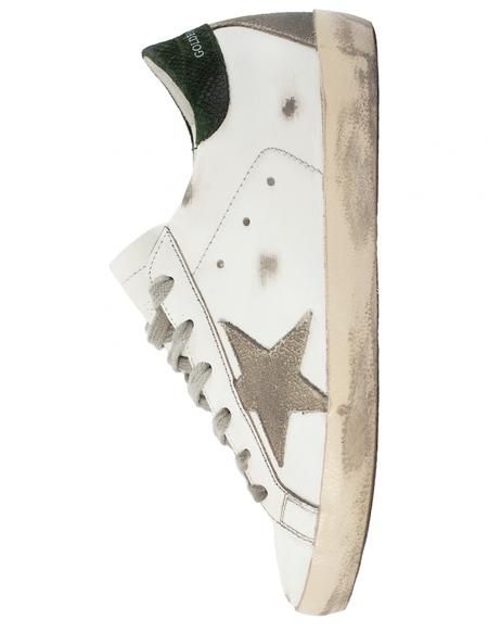 Golden Goose Superstar Sneakers - White