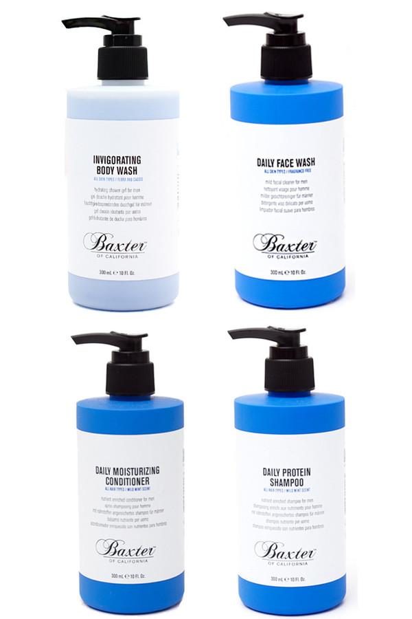 Baxter of California Shower Kit
