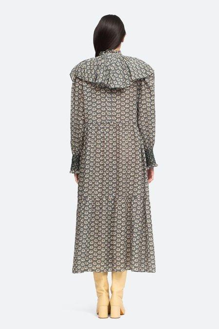 Sea NY Amalia Maxi Dress - Sage