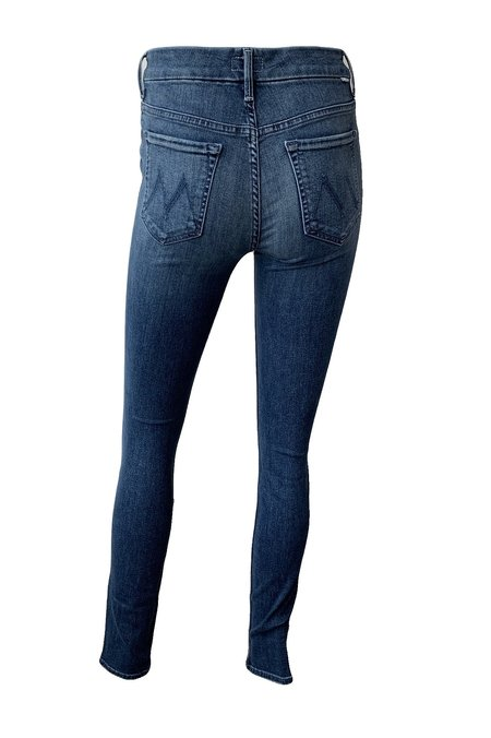 Mother Denim High Waisted Looker Ankle Jean - Get Alongs
