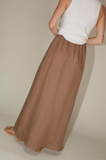 Baserange Dydine Skirt - Khata Brown