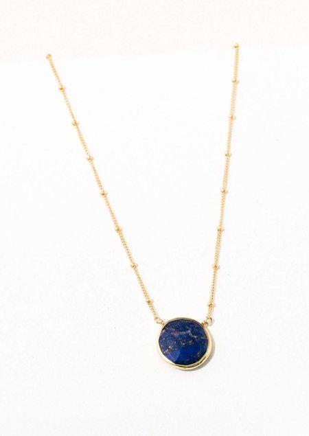 Larissa Loden Jewelry Regina Necklace - Gold