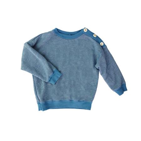 kids nico nico Pipeline Button Pullover