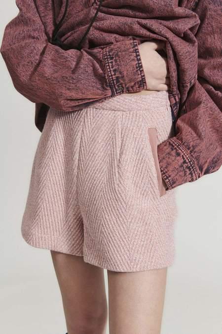 Rachel Comey Bell Shorts - Pink