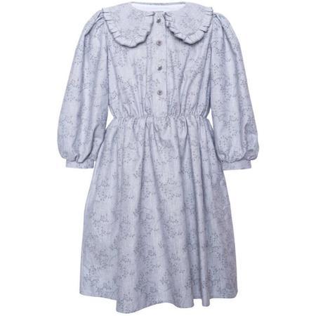 Kids paade mode brunia maxi dress - grey