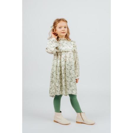 Kids paade mode snowberry dress - mint
