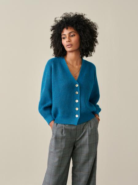 Bellerose Dosany Sweater - Ocean