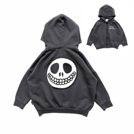 Kids LITTLE MAN HAPPY The Grin Hoodie Jacket