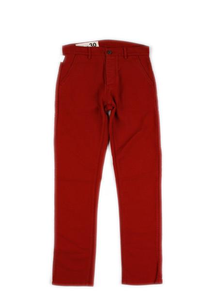 Bleu De Paname - Pantalon Civil Red