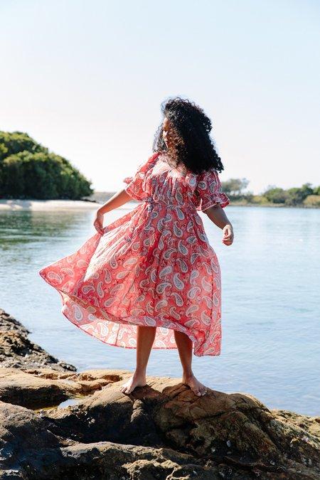 Little Tienda Dress - Maribel Paisley