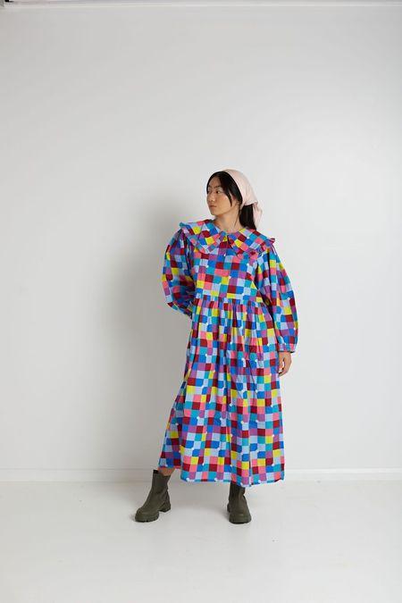 Little Tienda Dress - Rainbow Disco Ottie