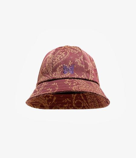 Needles Poly Jacquard Bermuda Hat - Paisley