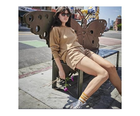 Jungmaven Venice Shorts - Coyote