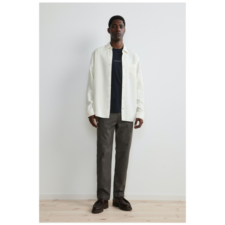 NN07 Errico Shirt - Off White