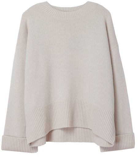 Arch4 Knightsbridge Sweater - Dove