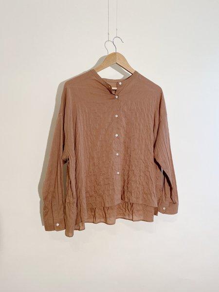 Nicholson & Nicholson Skoll Shirt - Brown