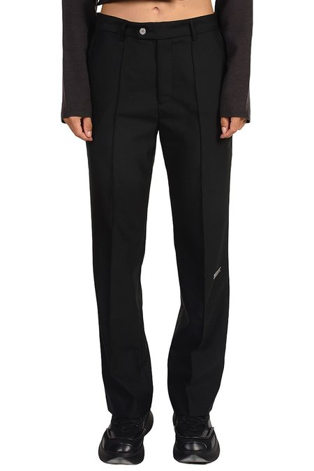 C2H4 Raw Finish Tailored Trousers