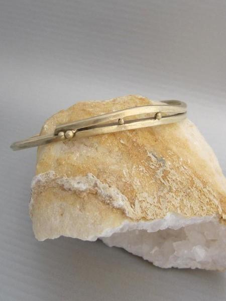 Maddalena Bearzi Aria Bronzo Bracelet