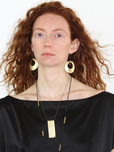 Maddalena Bearzi Occhioni Piegati Earrings