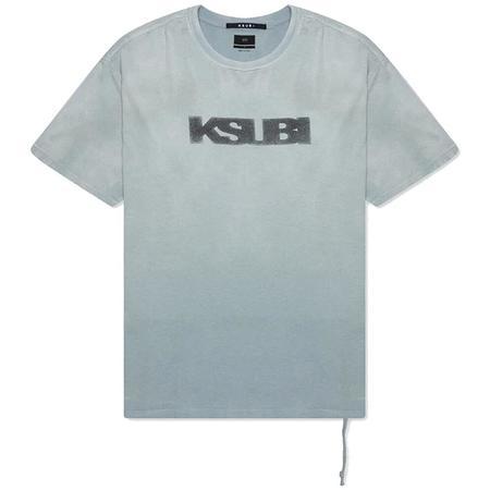 Ksubi Sign Of The Times Biggie S/S Tee - Blue