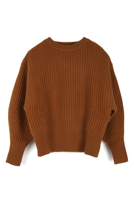 Allude Knit Sweater - Rock Candy