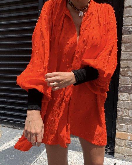 Rachel Comey Kent Blouse - Red