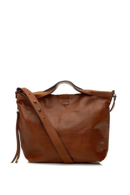 Jo Handbags Mini Shopper in Honey