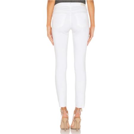 AG Legging Ankle Jeans - White