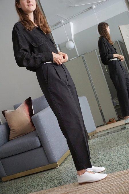 Hope Alta Trouser - Washed Black