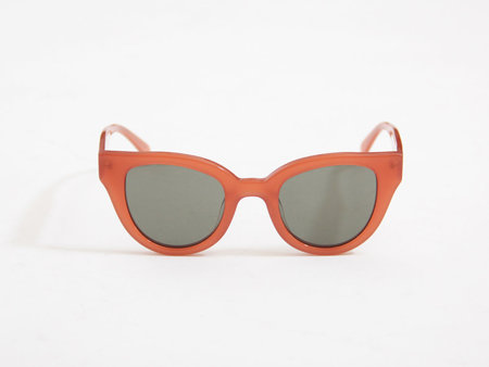 Carla Colour Barton Sunglasses - Cardinal