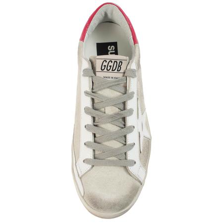 Golden Goose Superstar Suede Sneakers - Gray