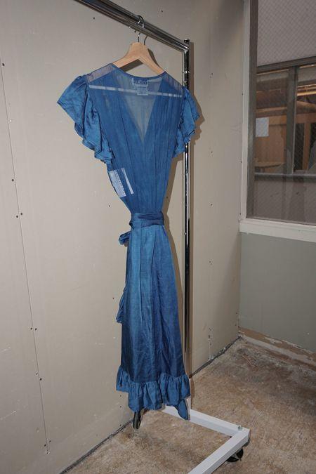 Pre-loved Colorant Voyager Dress - Indigo