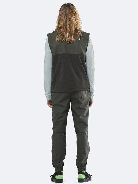 Unisex Rains Fleece Vest - Green
