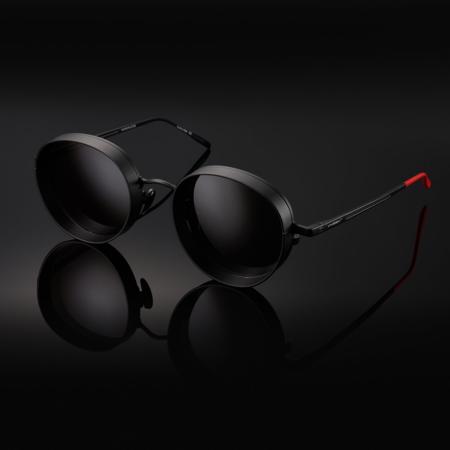 UNISEX VYSEN Eyewear Noah N-1 EYEWEAR - Black Matte