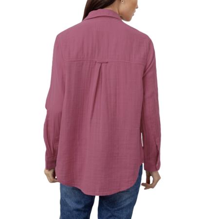 Rails Ellis shirt - Pink Orchid