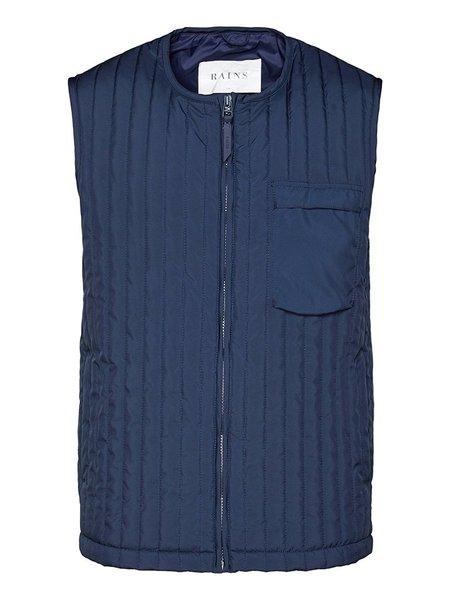 Rains Liner Vest - Blue