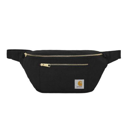 Carhartt Wip Canvas Hip Bag - Black