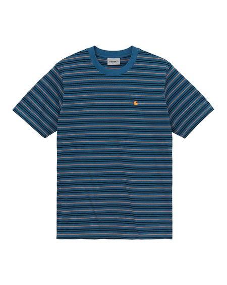 Carhartt Wip S/s Akron Shirt - Shore