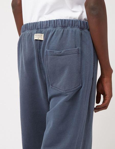 Nigel Cabourn Arrow Sweat Pants - Navy Blue