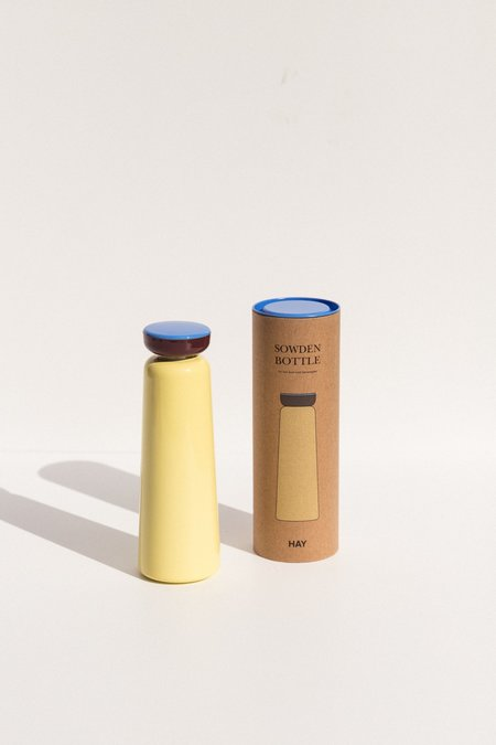 Hay Sowden Bottle - Yellow