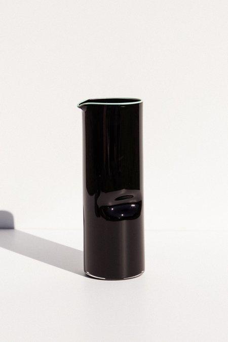 Drew Spangenberg Thumb Print Jug - Black