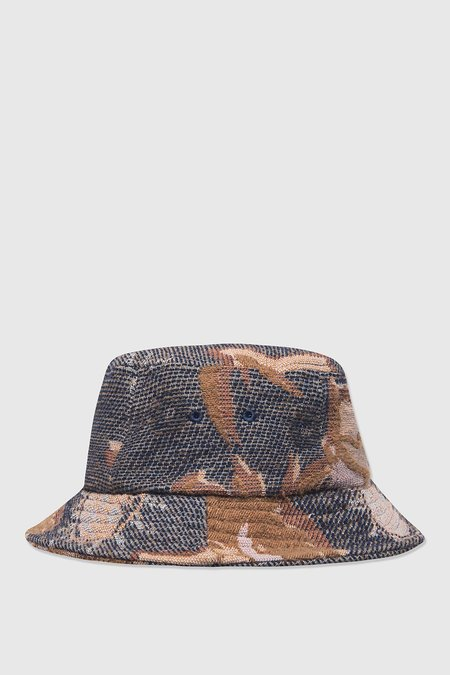 Wood Wood Ossian Bucket Hat - Jacquard