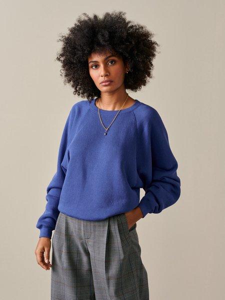 Bellerose Fiksh Sweatshirt - Forget-Me-Not