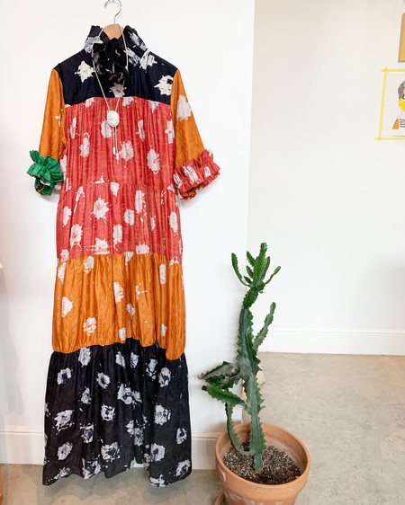 Busayo Dress - MULTI